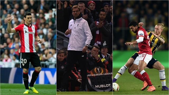 Aduriz, MU-Liverpool, l'indice UEFA… les 6 raisons de suivre la Ligue Europa