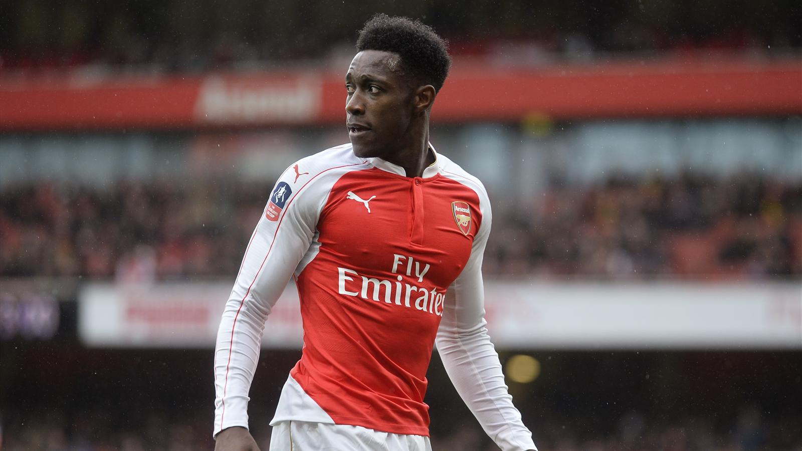 Danny Welbeck just a week away from Arsenal return ...