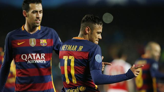 Ça n'a pas raté : la MSN a envoyé le Barça en quart