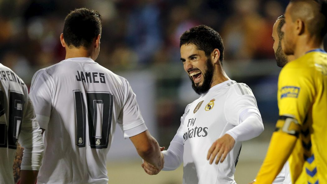 3c399b979 Real Madrid  hoping to shift Isco