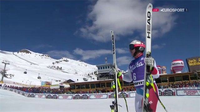 A St-Moritz, le roi se nomme Beat Feuz