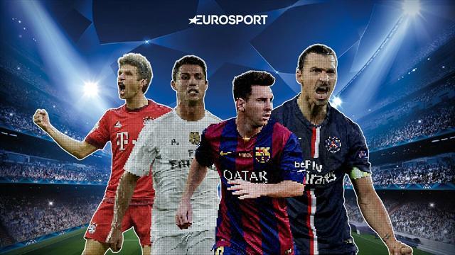 Оценки за четверть. Герои Eurosport.ru объясняют, почему четвертьфиналы ЛЧ можно не смотреть