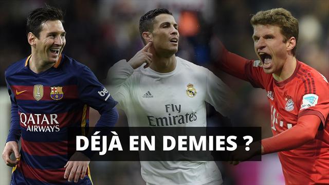 Barça, Bayern, Real : les trois mastodontes ont réussi à s'éviter