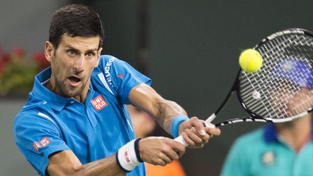 Bousculé par Tsonga, Djokovic a eu chaud