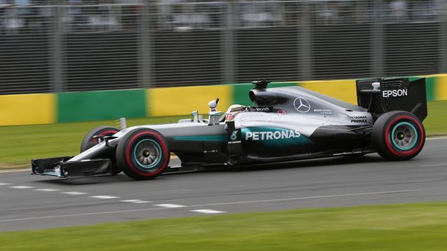 Hamilton s'offre sa 50e pole position et le nouveau format de qualif un fiasco