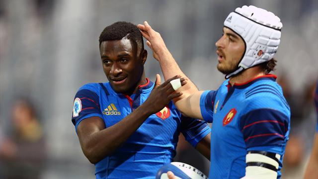 Le résumé de France-Angleterre U20 en vidéo