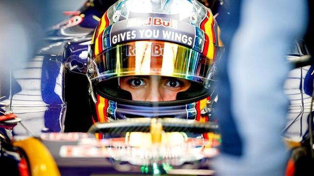Sainz responde a Red Bull en la pista y Alonso, más cerca de la caebza