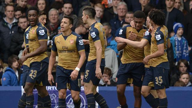 Tout en maîtrise, Arsenal repart