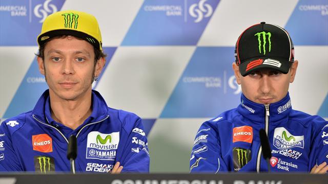 """Lorenzo : """"Ma relation avec Rossi ? Yamaha devait prendre soin de son diamant..."""""""