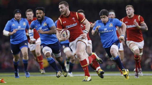 Wales batter Italy in Six Nations finale