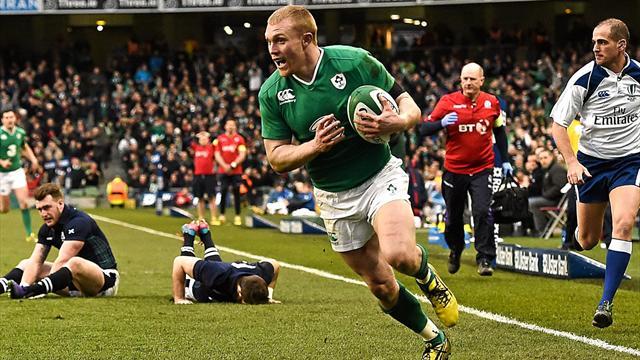 L'Irlande termine le Tournoi avec le sourire