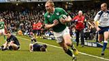 6 NATIONS - Irlande-Ecosse (35-25) - L'Irlande termine le Tournoi avec le sourire