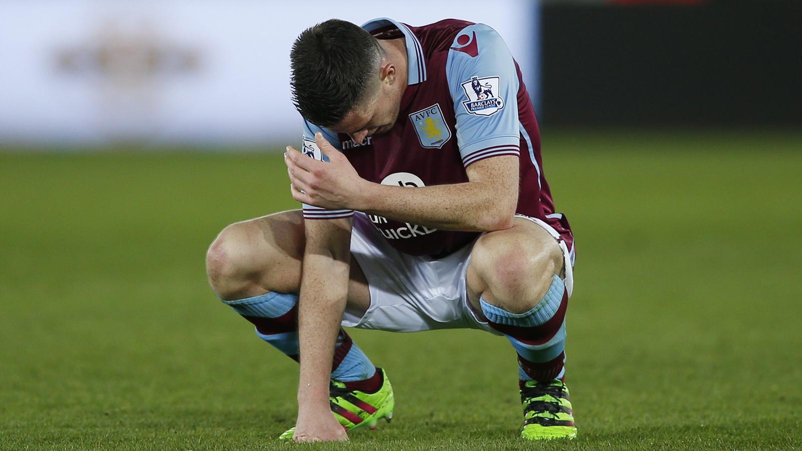Aston Villa Could Make Unwanted Premier League History This Weekend Premier League 2015 2016