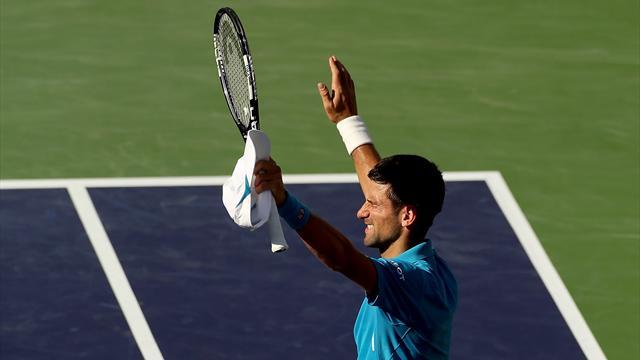 Djokovic a encore eu le dernier mot face à un Nadal fringant