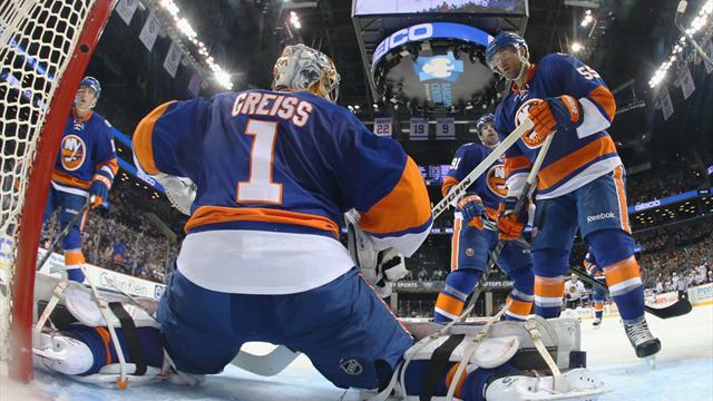 Greiss gewinnt NHL-Duell mit Champion Kühnhackl