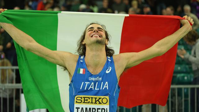 Gianmarco Tamberi, l'uomo giusto al momento giusto