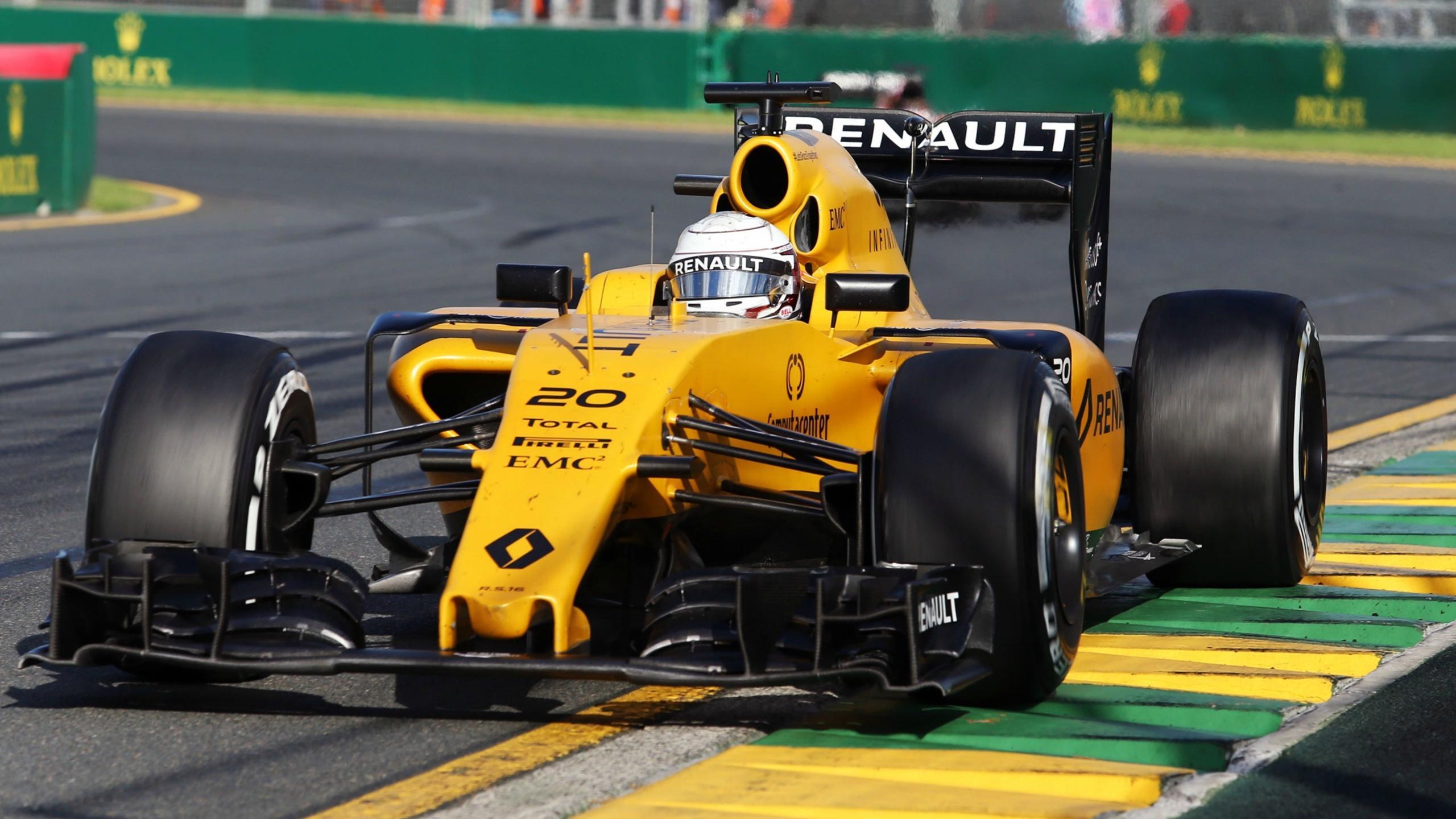 Kevin Magnussen (Renault) - GP of Australia 2016