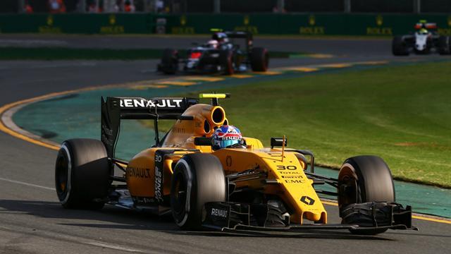 Renault déjà handicapé pour 2017