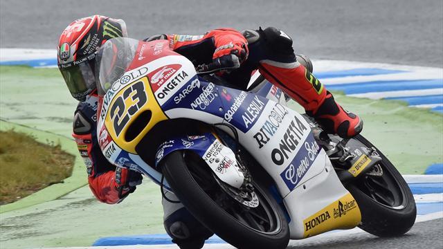 Moto3: Antonelli gewinnt Saisonauftakt in Katar
