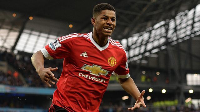 Manchester United verrouille Rashford jusqu'en 2020