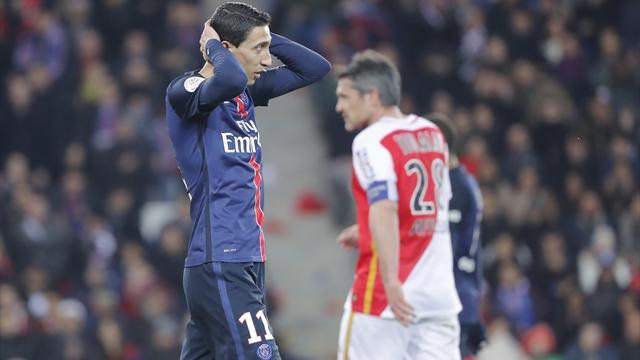 Le PSG n'a pas mis tous les ingrédients et Monaco en a profité