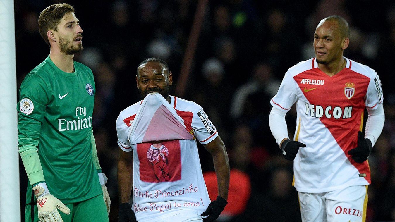 Monaco met fin à 34 matches sans défaite du PSG au Parc en L1 (0-2)