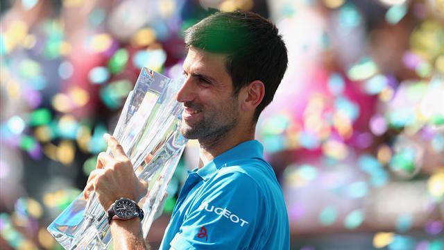 Djokovic en Masters 1000, c'est Mister record