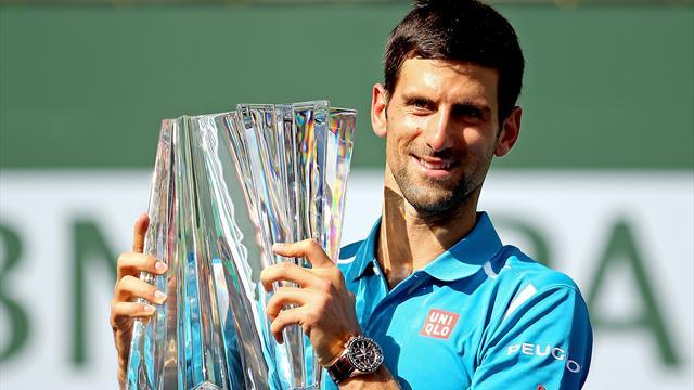 27 titres en Masters 1000 : Djokovic a fondu sur Nadal en deux ans et demi