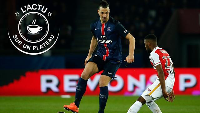 PSG-Monaco, Djokovic, moto, athlé : L'actu sur un plateau