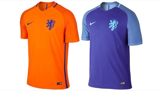 Maillot equipe de Pays Bas nouveau