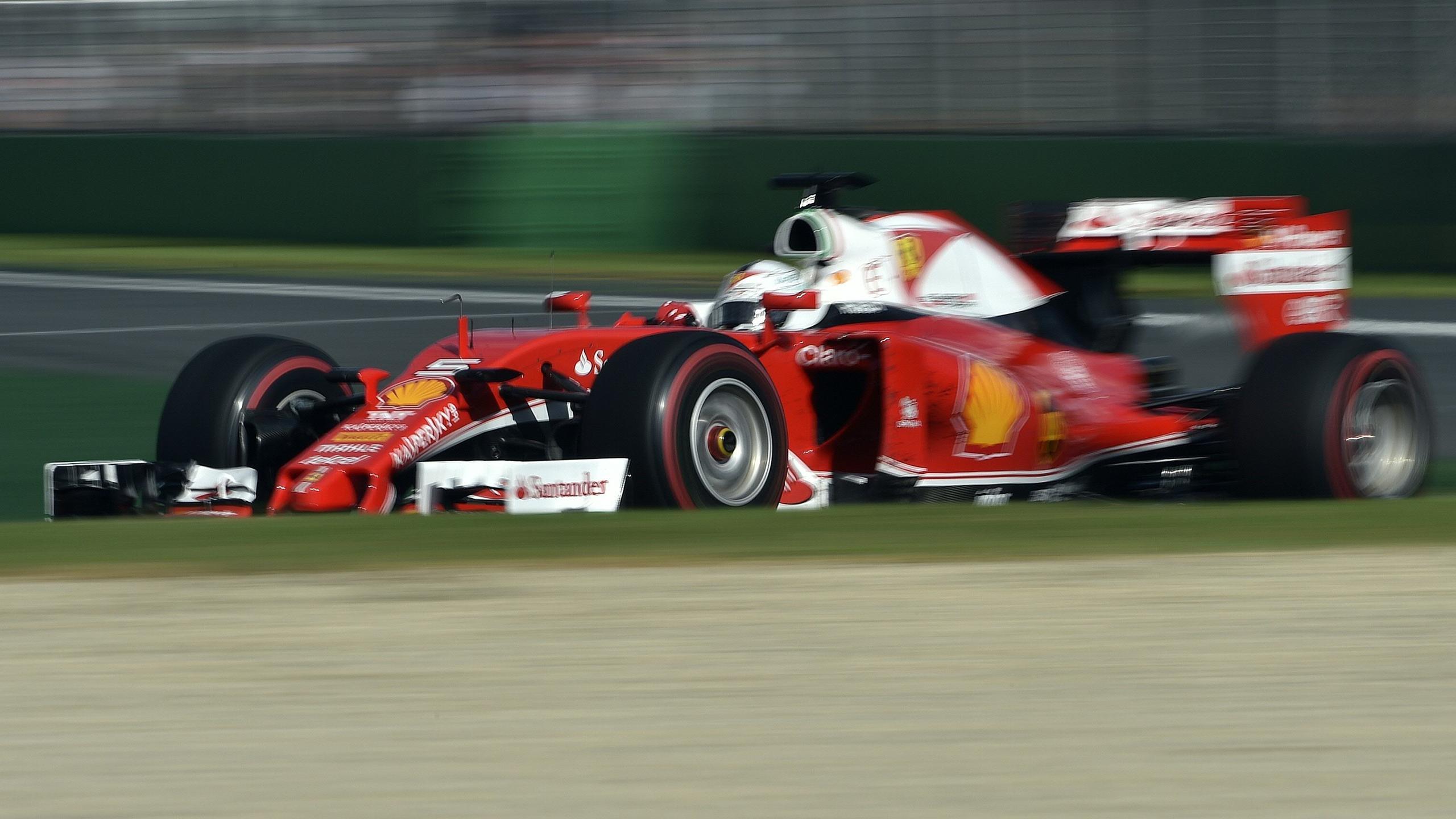 Sebastian Vettel (Ferrari) - GP of Australia 2016