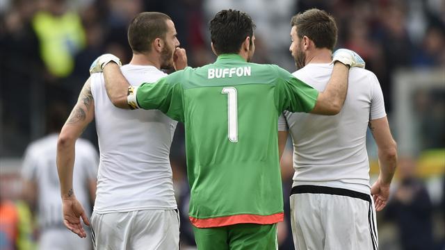 Le pagelle della Juventus campione d'Italia 2015/16