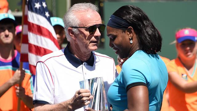Après son dérapage sexiste, le directeur d'Indian Wells démissionne