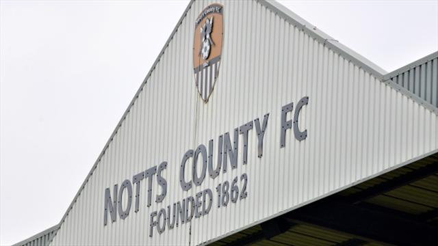 Jason Turner named new chief executive at Notts County