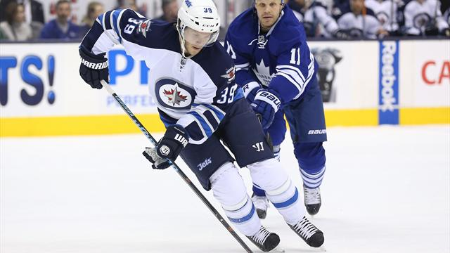 Enstrom out indefinitely with knee surgery - NHL Round Up