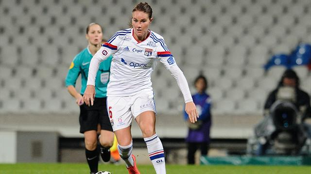 Club amateur football feminin lyon have faced