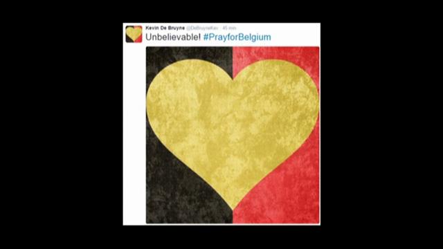 Attentats de Bruxelles : Notre minute de silence