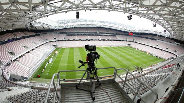 Disputer des matches à huis clos à l'Euro ? Ce n'est pas prévu par l'UEFA