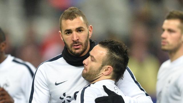 Une rencontre Benzema – Valbuena ? Le Graët y songe fortement