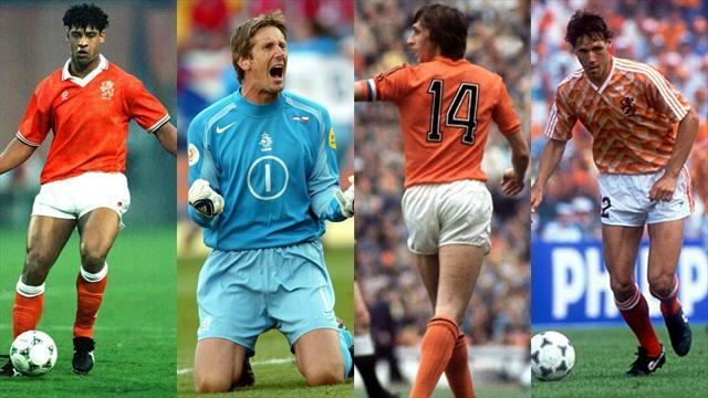 Cruyff était le plus grand : notre top 10 des plus grands joueurs néerlandais