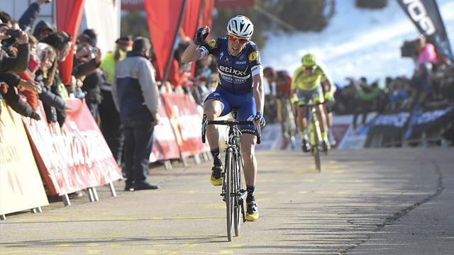 Martin réussit le coup double, Contador et Bardet prennent du temps à Froome