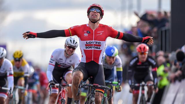 Debusschere offre à la Belgique la victoire sur A Travers La Flandre, Coquard 2e