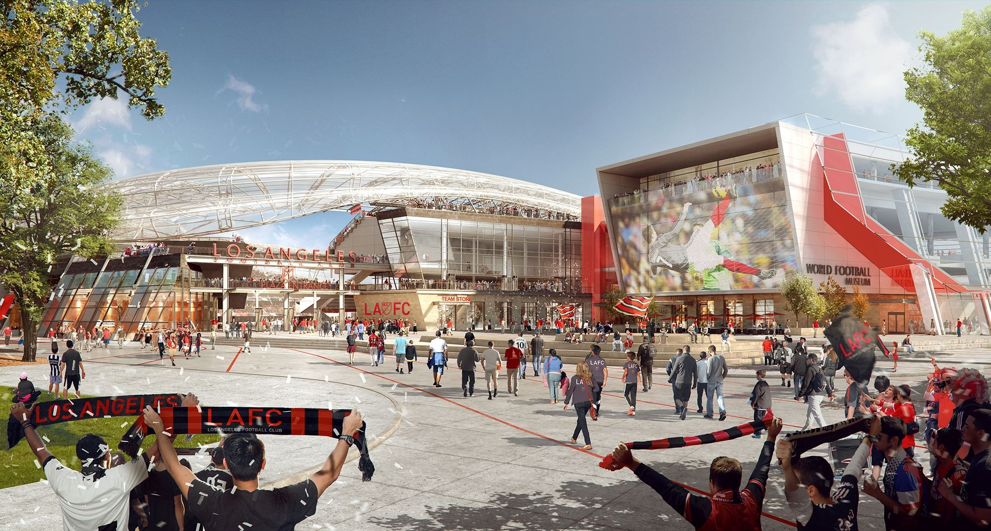 Стадион «Лос-Анджелеса»