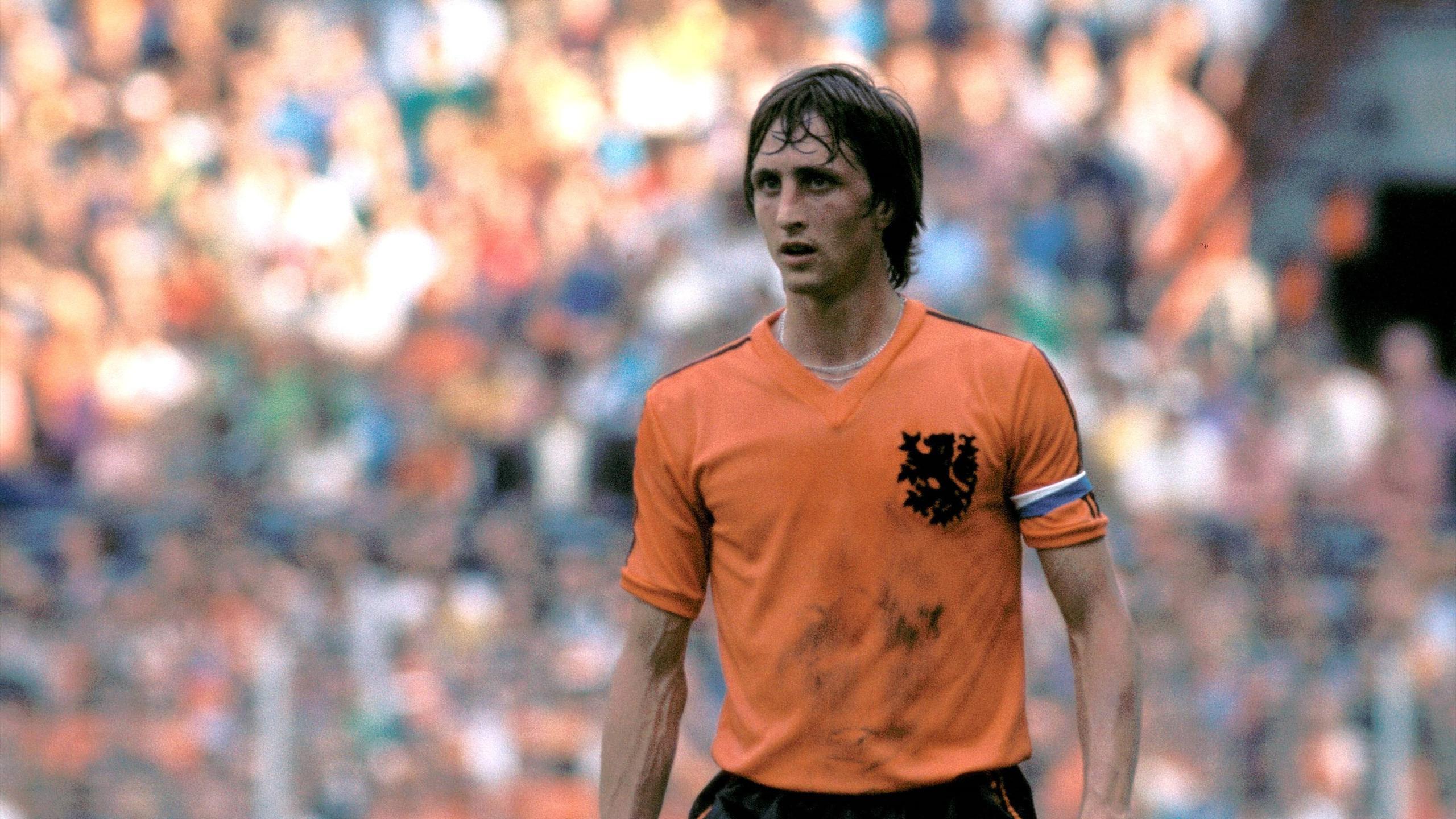 Johan Cruyff est mort - Eurosport