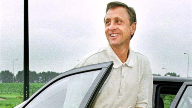 Johan Cruyff: The game-changing wisdom of a true football legend