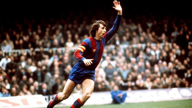 Johan Cruyff dies aged 68