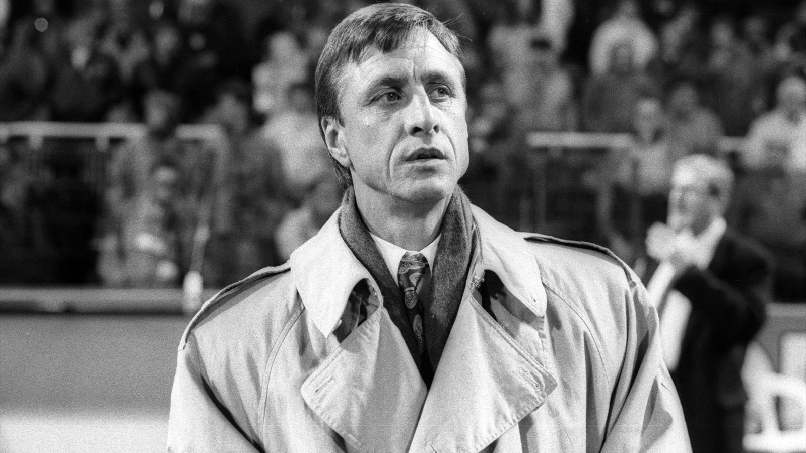 Las Diez Frases Más Geniales De Johan Cruyff Fútbol