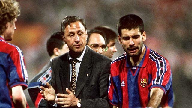 D'Amsterdam à Barcelone, la révolution Cruyff
