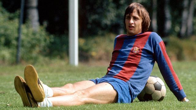 """""""Cruyff était une icône, l'équivalent de David Bowie à son apogée"""""""