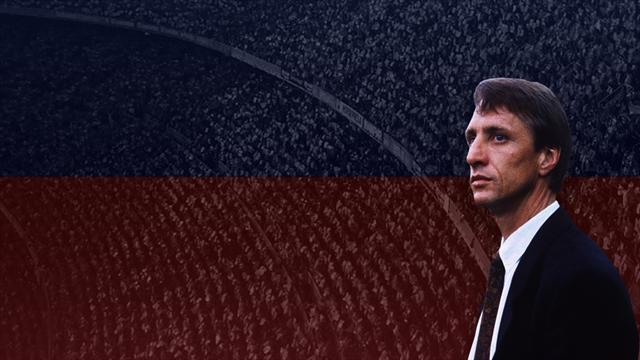 Le Barça avant/après 1988 : comment Cruyff a révolutionné le club en une image